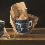 Benjamin Hope, Teacups in the Financial Times (2012)