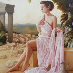 Andrew Brady - Bacchante_105.5x127