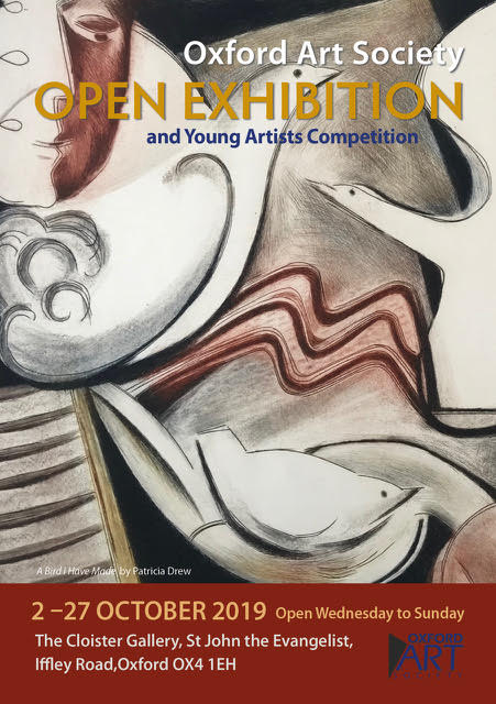 Latest News & Events | Oxford Art Society | Exhibiting in