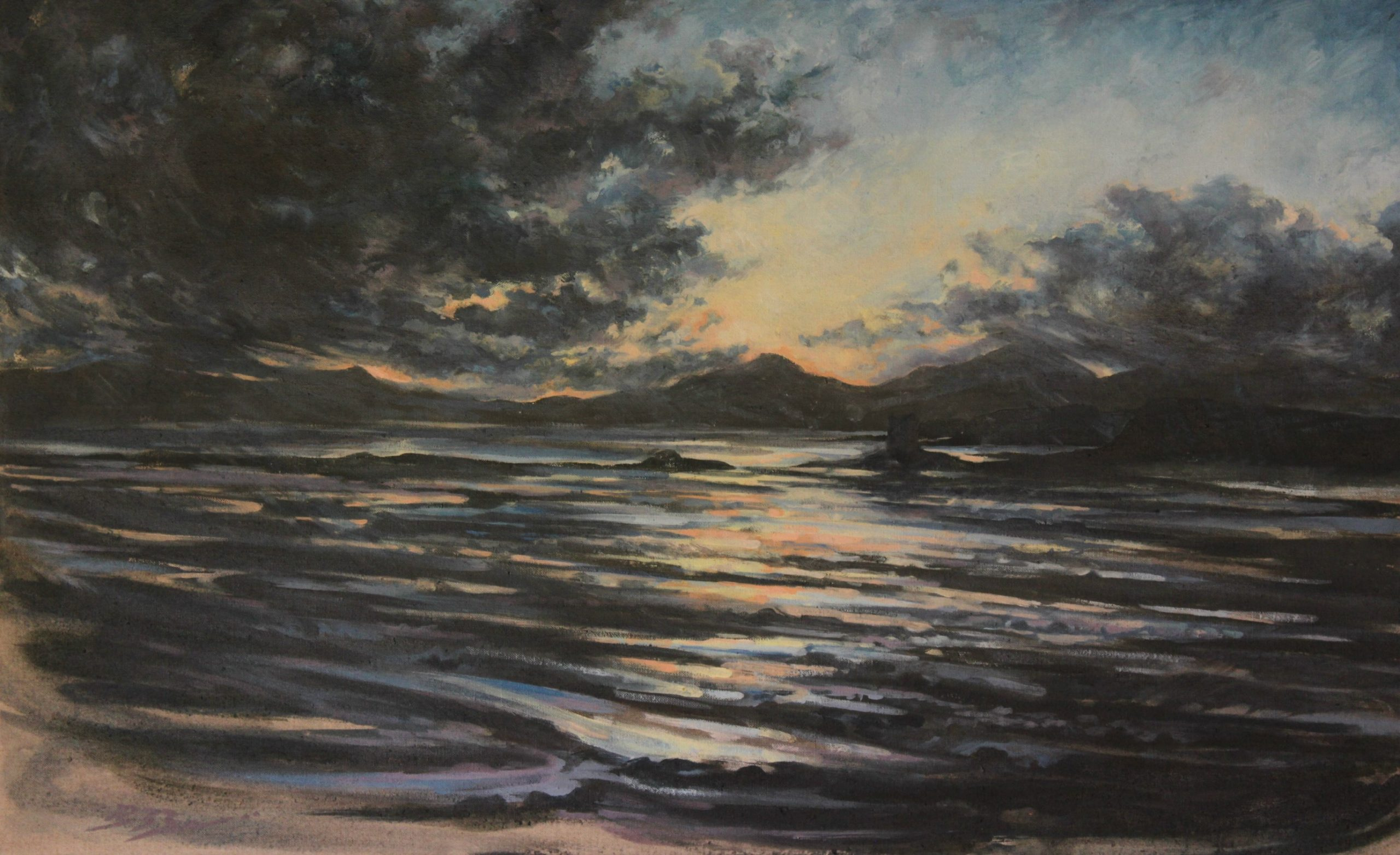 Light Remaining (Western Isles)