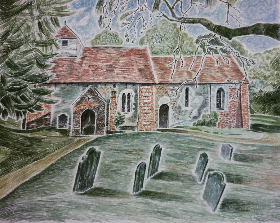 Ashmansworth Church