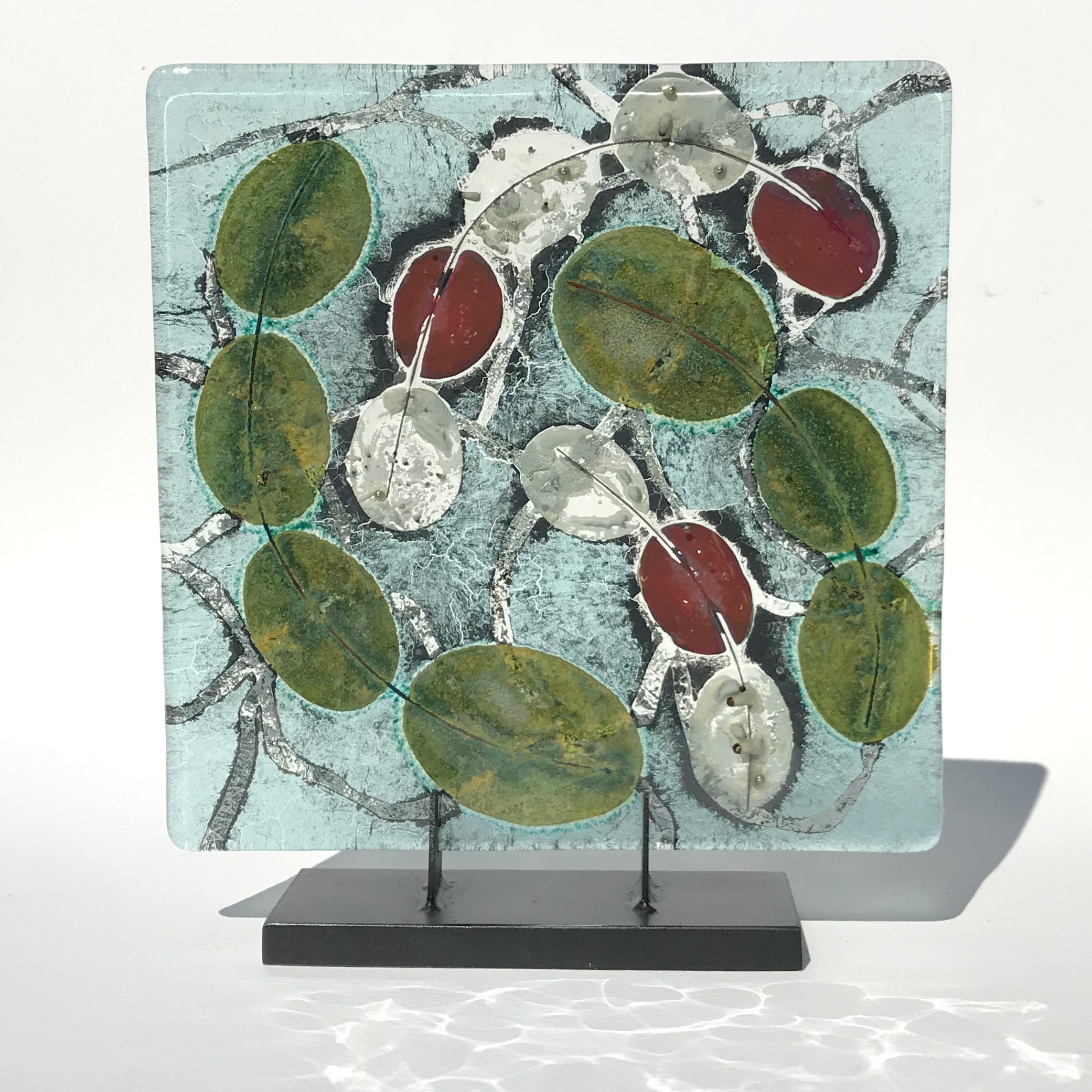 Cyanobacteria 2 on metal stand