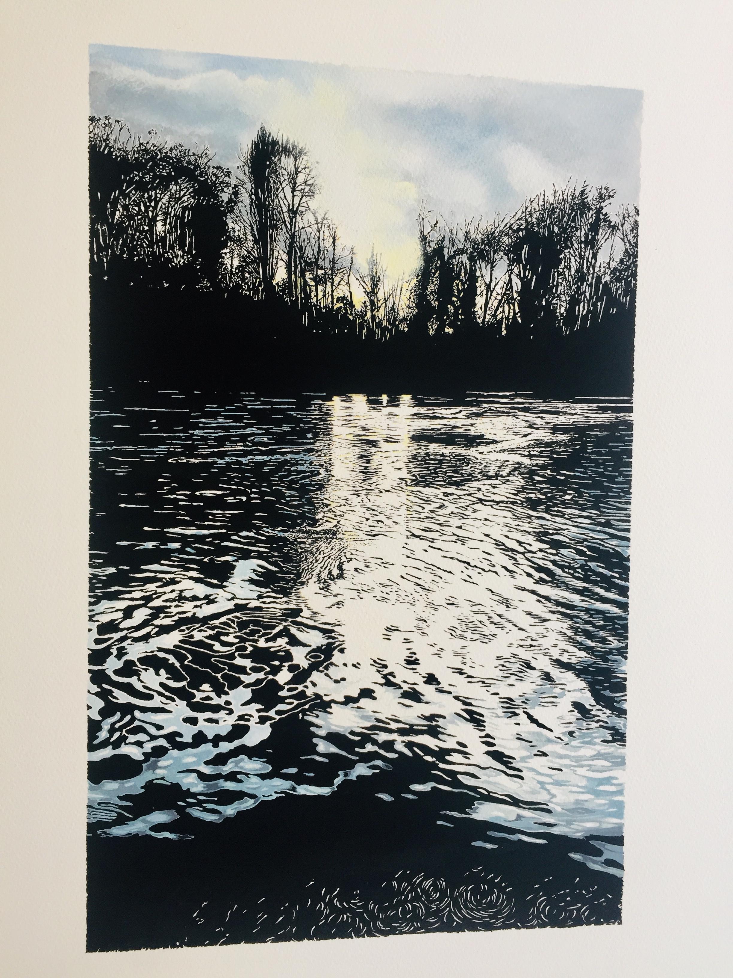 Still water, Sutton Pools