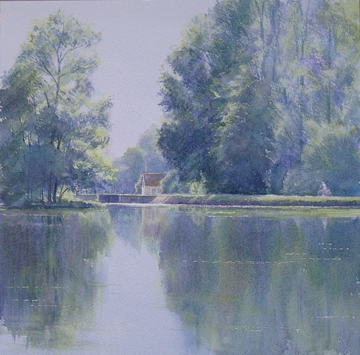 The River Yonne