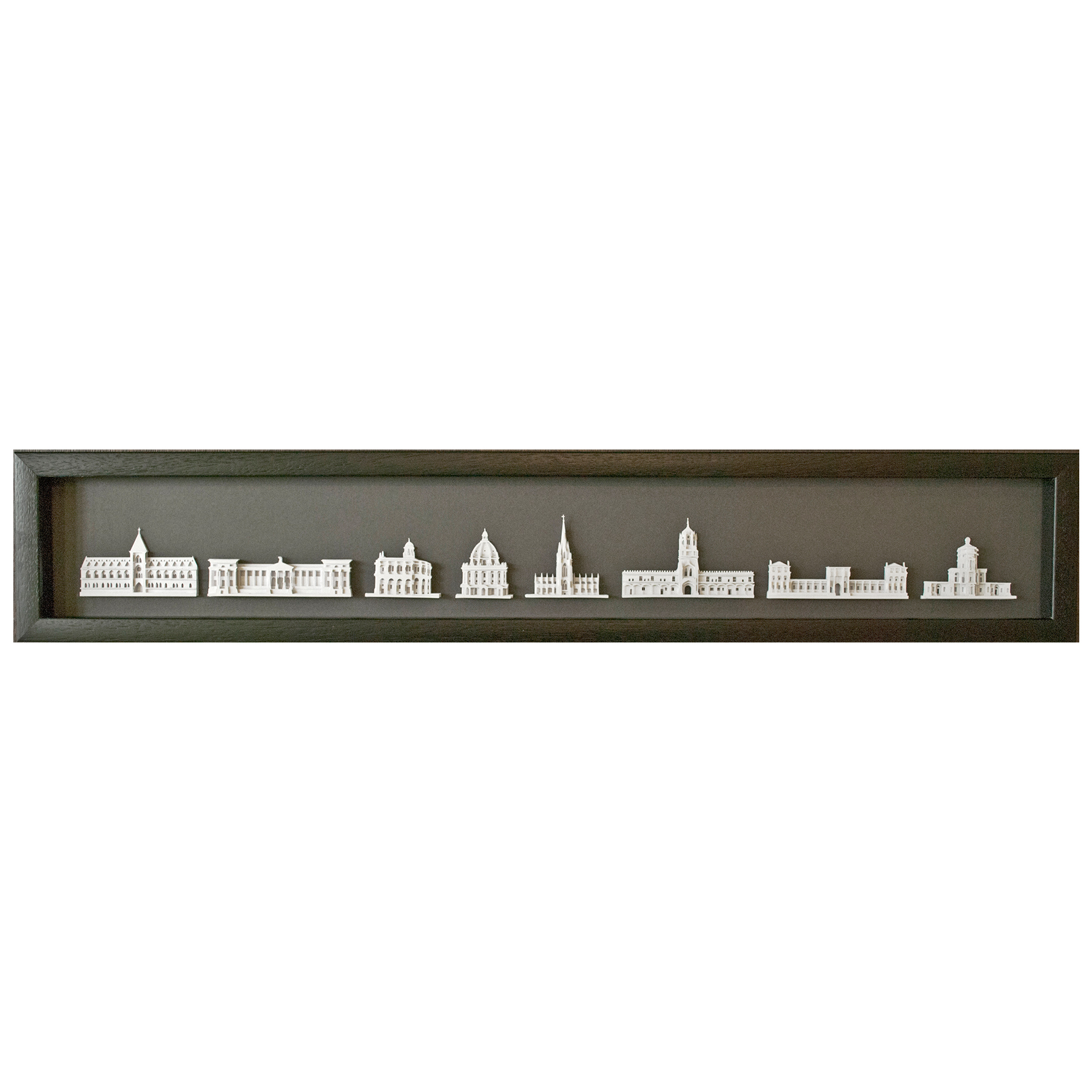 Miniscape: Oxford Skyline