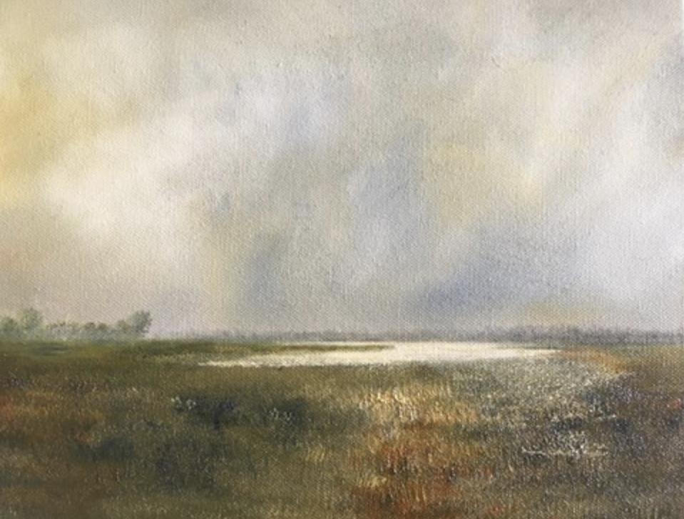 Port Meadow Evening
