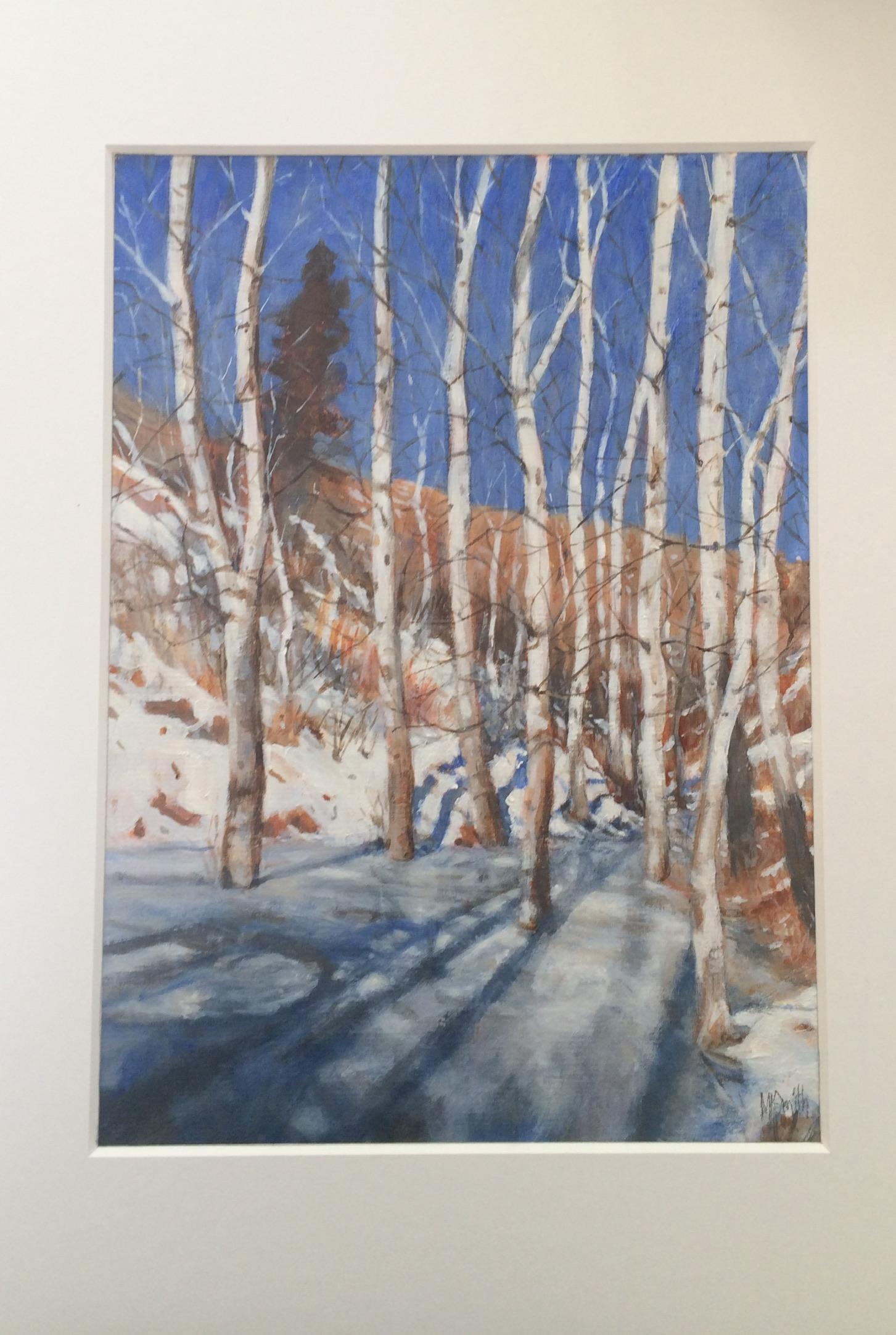 'Frozen Creek - Canada'